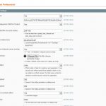 Altima LookBook Professional extension for Magento screenshot admin config